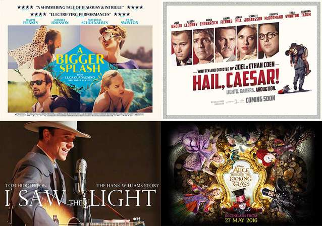 2016 At The Movies (Part 1)