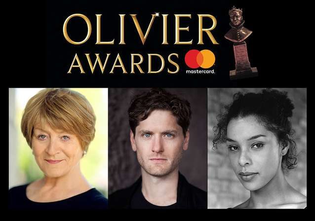 2019 Olivier Award Nominations For Susan, Kyle and Sophie