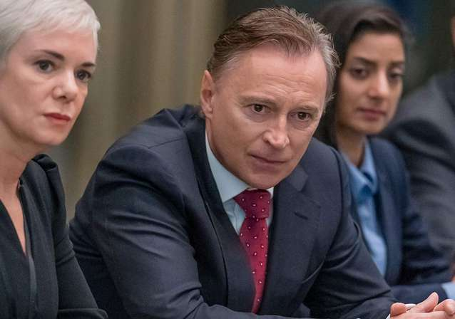 P.M. Robert Carlyle Faces National Crisis In Sky One's COBRA