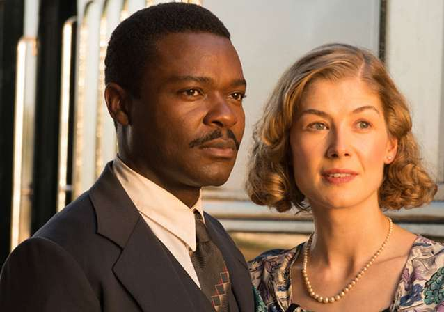 A UNITED KINGDOM To Open London Film Festival