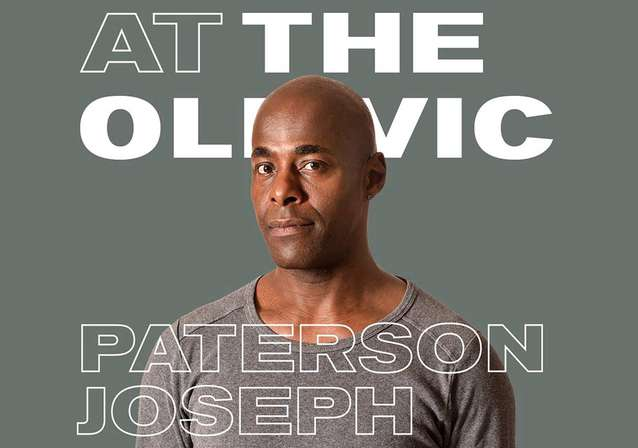 At The Old Vic: Paterson Joseph Is Scrooge