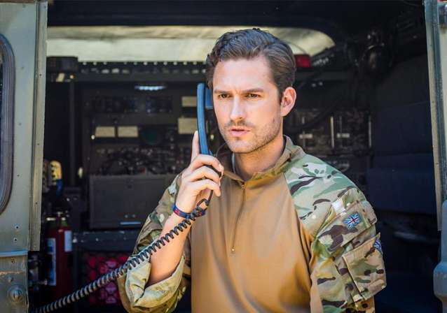 Ben Aldridge Returns In OUR GIRL 2