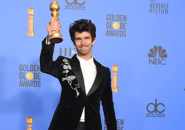 Ben Whishaw & BOHEMIAN RHAPSODY Win Big At Golden Globes!