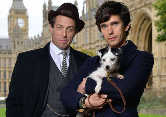 Ben Whishaw At The Centre Of A VERY ENGLISH SCANDAL