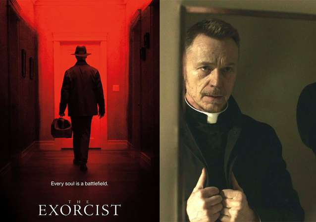 Ben's THE EXORCIST Ordered For Series