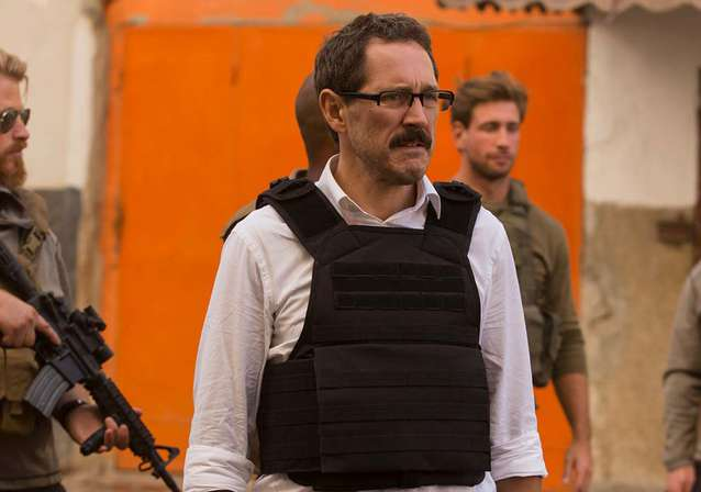 Bertie Carvel Leads BAGHDAD CENTRAL