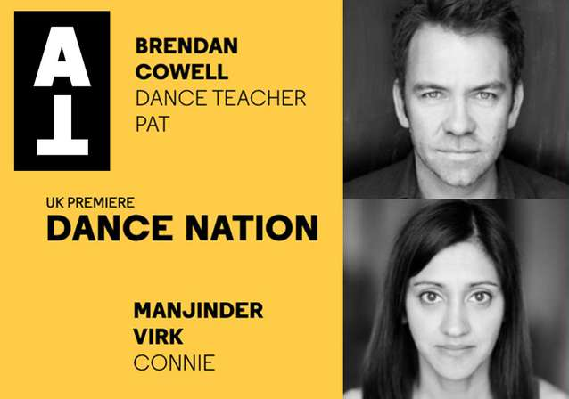 Brendan Cowell & Manjinder Virk Star In DANCE NATION