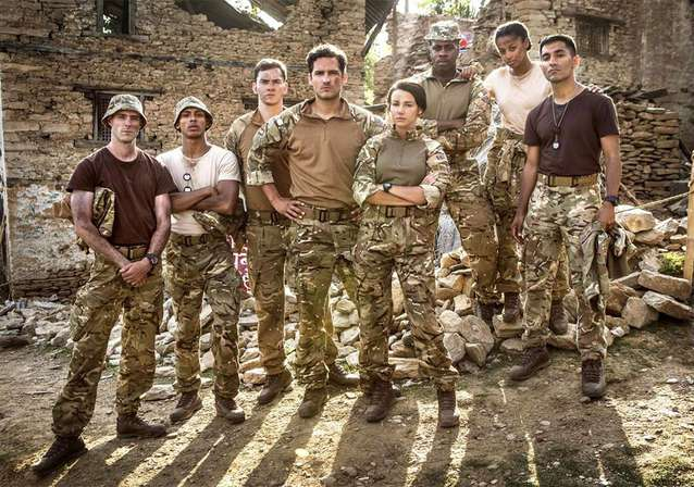 Bring In The Troops! Ben & Shalom Star in OUR GIRL 3