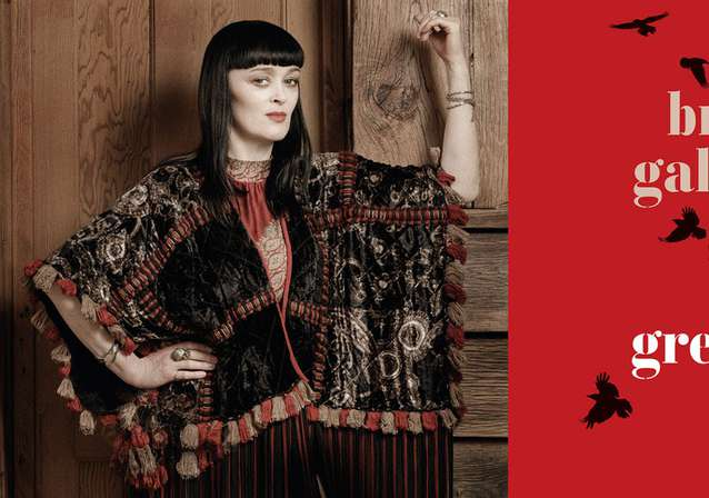 Bronagh Gallagher At London's The Lexington