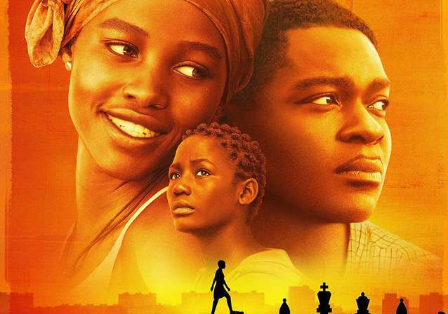 David's QUEEN OF KATWE