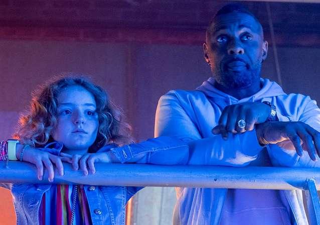 Frankie & Cameron Star In Netflix's TURN UP CHARLIE