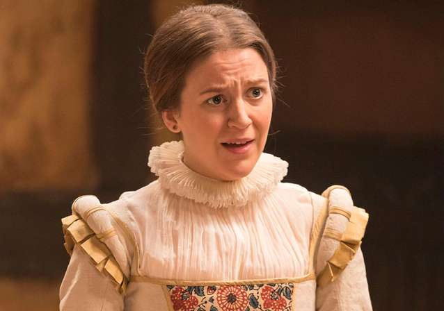 Gemma Whelan Returns in UPSTART CROW 2