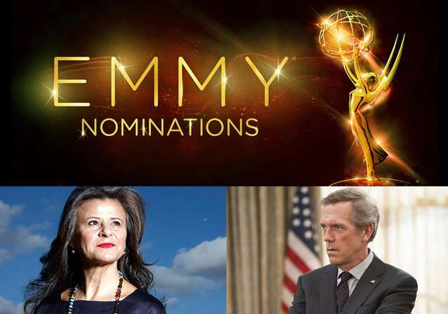 Hugh and Tracey: Our 2017 Emmy Nominees
