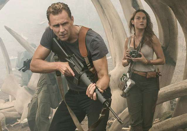 It's here! KONG: SKULL ISLAND Trailer Unleashed