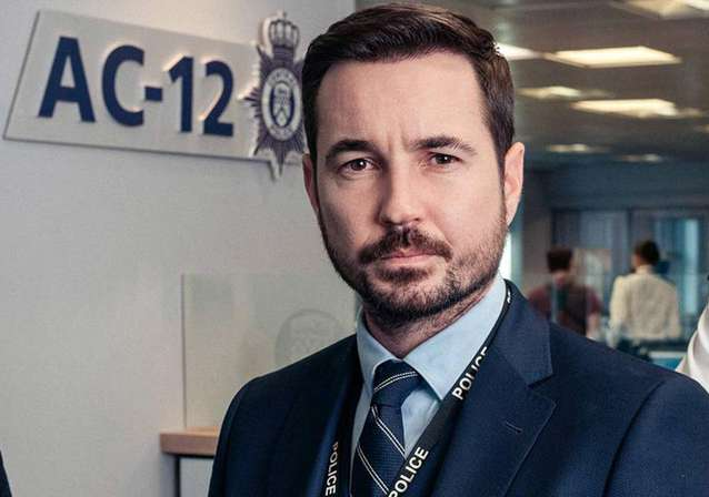 LINE OF DUTY Returns For Series 5