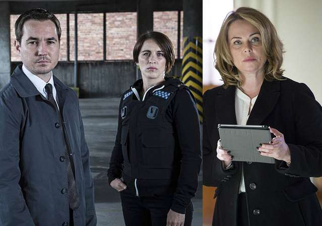 LINE OF DUTY Returns TONIGHT!