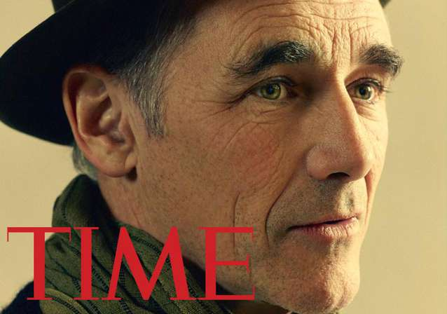 Mark Rylance Makes TIME's '100'!