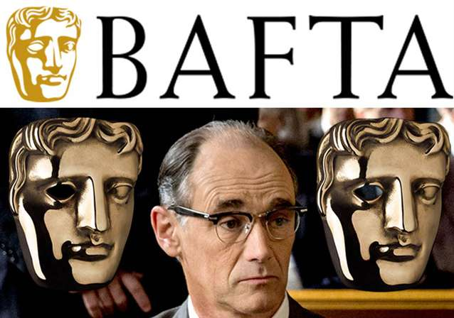 Mark Rylance Wins BAFTA!