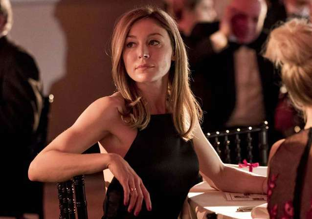 Married To The Mob: Juliet Rylance Stars in McMAFIA