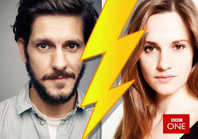 Mathew Baynton & Ruth Bradley Star in BBC1's THE SPLIT