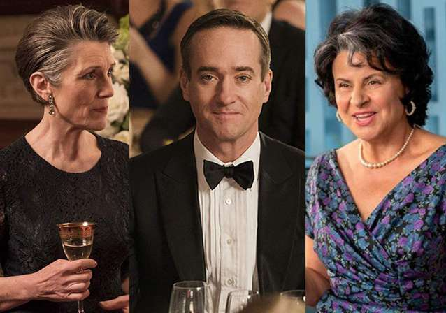 Matthew, Tracey and Harriet: Our 2020 Primetime Emmy Nominees