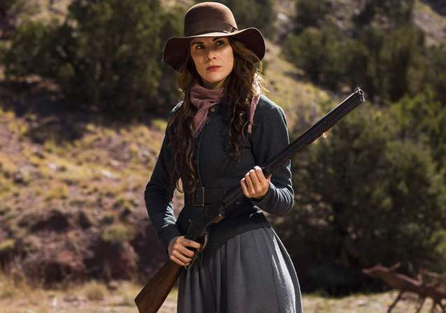 Killing It! Michelle Dockery Rocks Netflix's GODLESS
