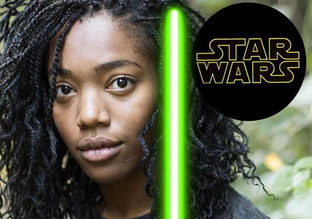 Naomi Ackie To Star In STAR WARS: EPISODE IX