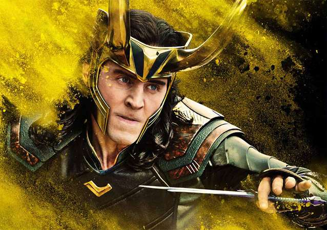 Ragnarok 'n' Roll With Tom Hiddleston!