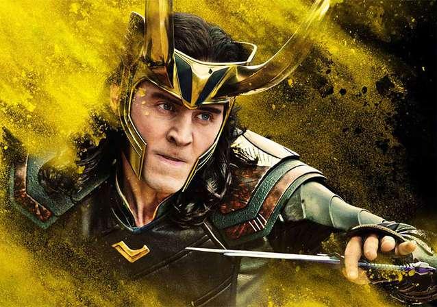 Ragnarok 'n' Roll With Tom Hiddleston!