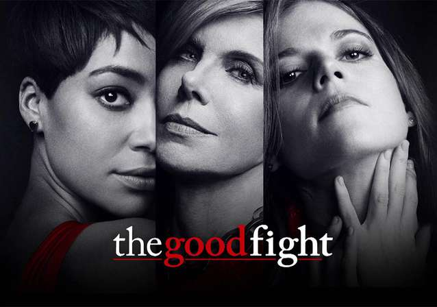 Rose Leslie Leads THE GOOD FIGHT