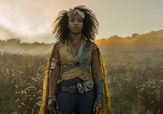 STAR WARS: The Rise Of Naomi Ackie!