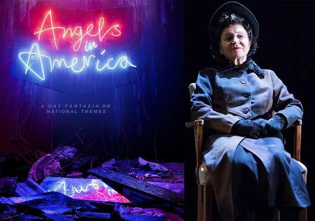 Susan Brown: Our Angel In America