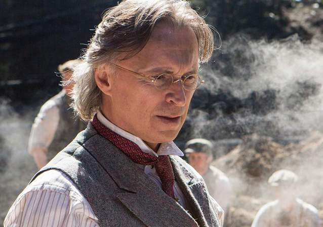 The Aliens Are Here! Robert Carlyle Stars In BBC's THE WAR OF THE WORLDS