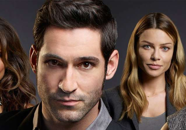 Tom Ellis Is LUCIFER - Premiering Jan 25