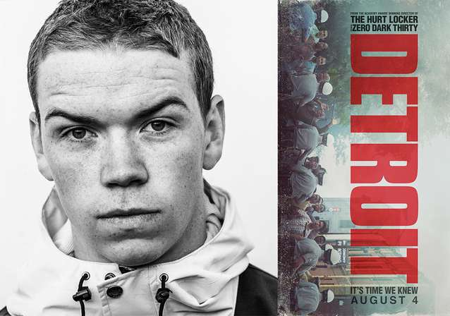 Will Poulter In Electric DETROIT Teaser
