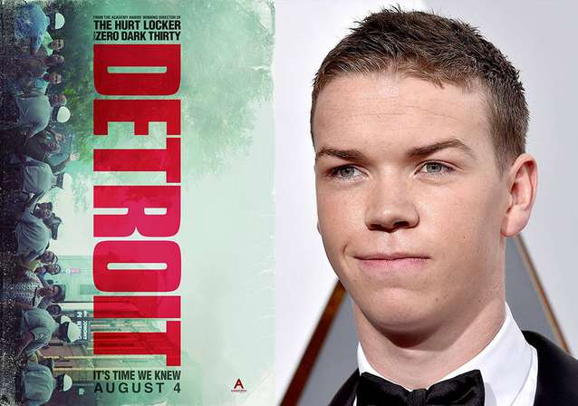 Will To Star In Kathryn Bigelow's DETROIT